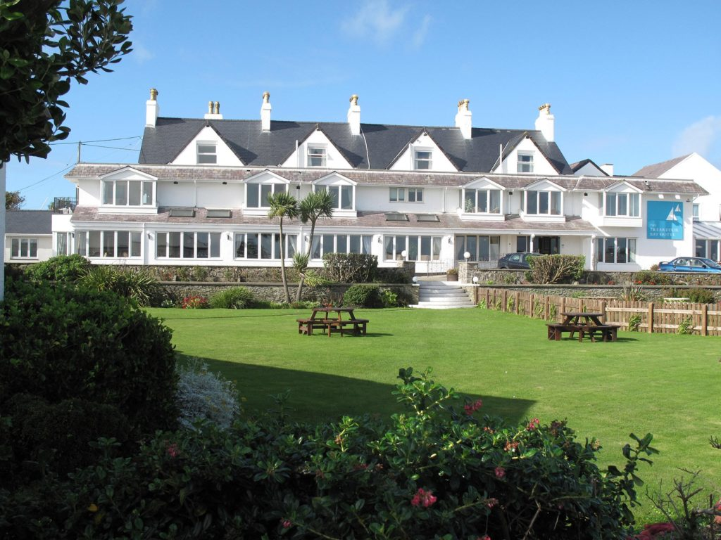 Anglesey top hotels and b bs visit north wales for North wales hotels with swimming pools