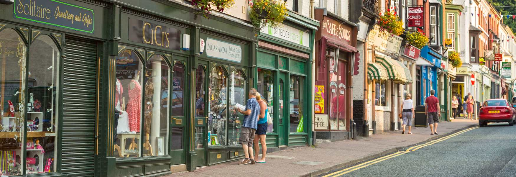 Food Shops In Anglesey